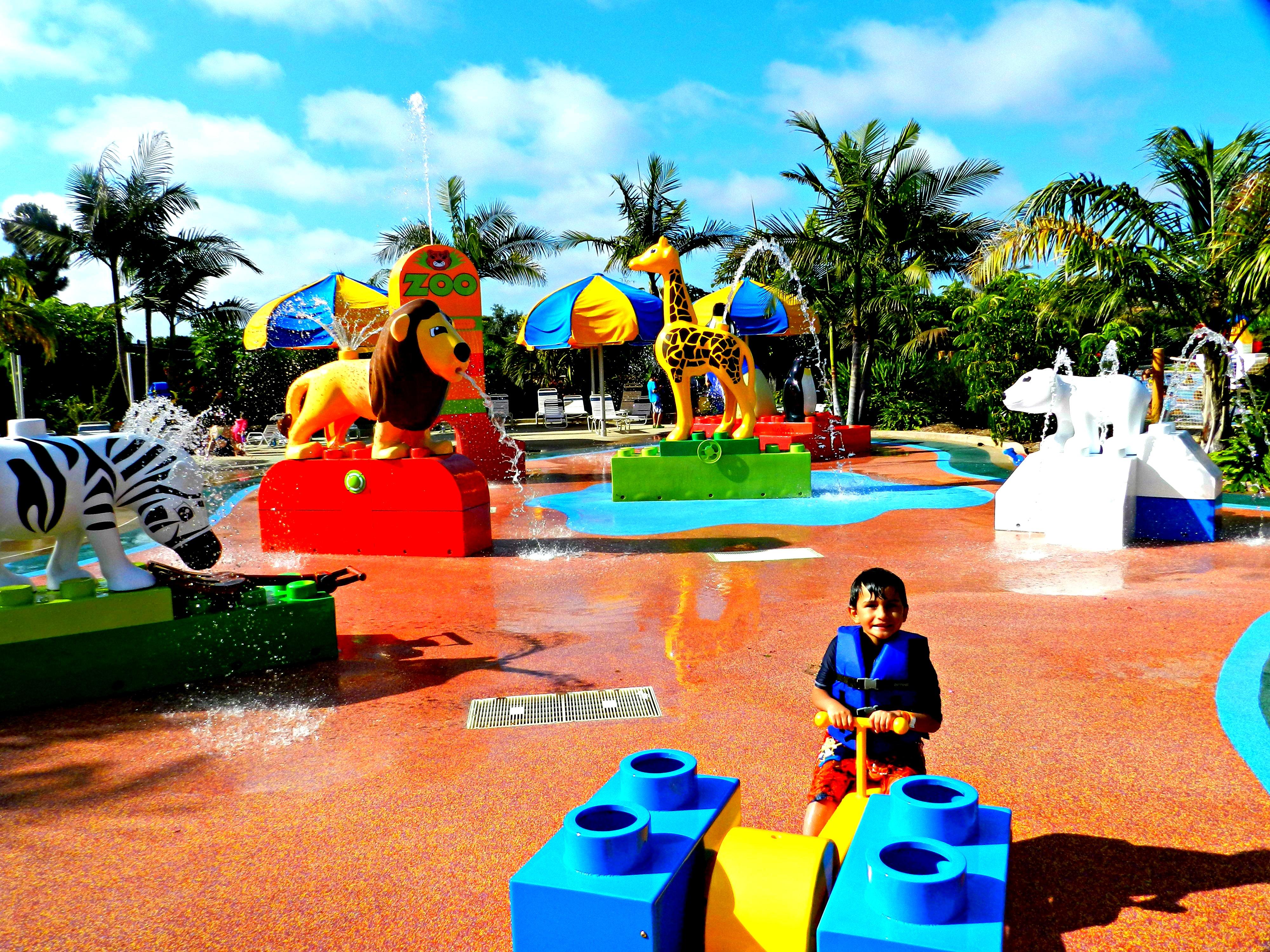 Refrescate En Legoland Water Park Mama Noticias