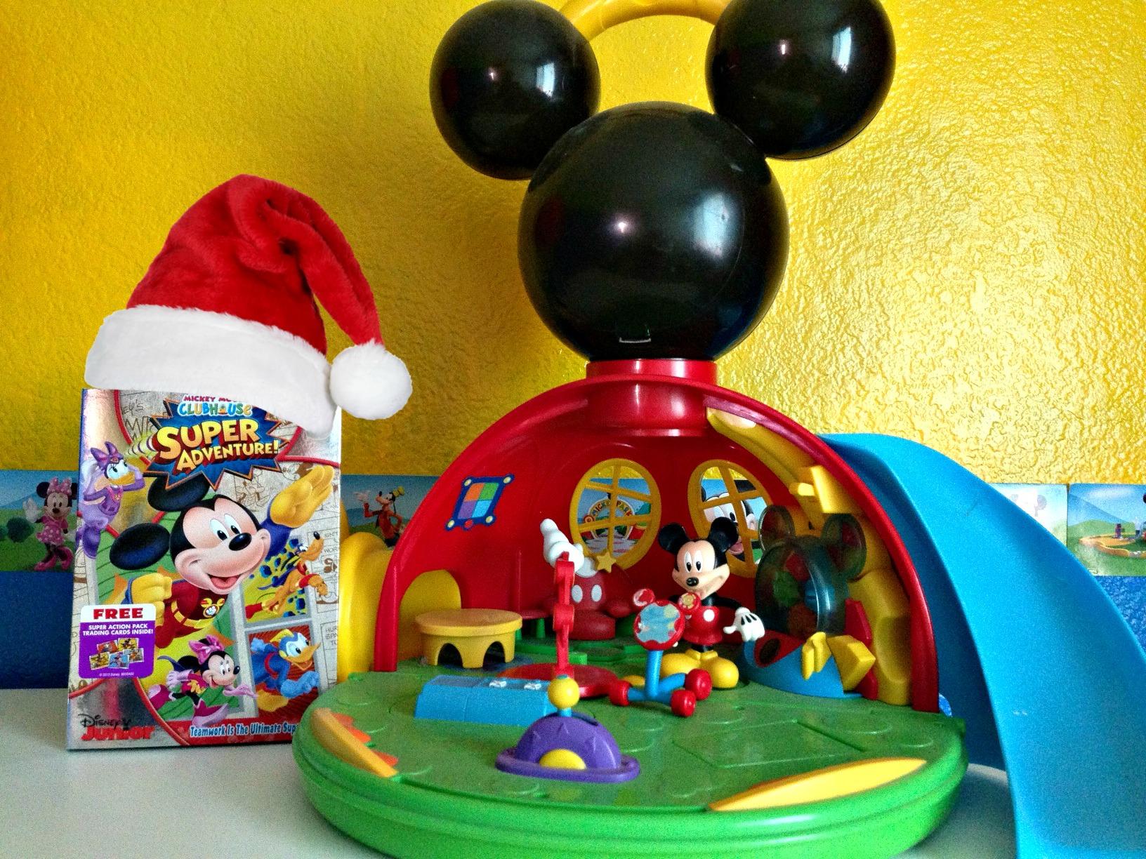 """Vive un """"Super Adventure"""" con Mickey Mouse esta Navidad (Sorteo ..."""