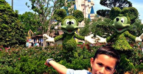 Vacaciones en Walt Disney World