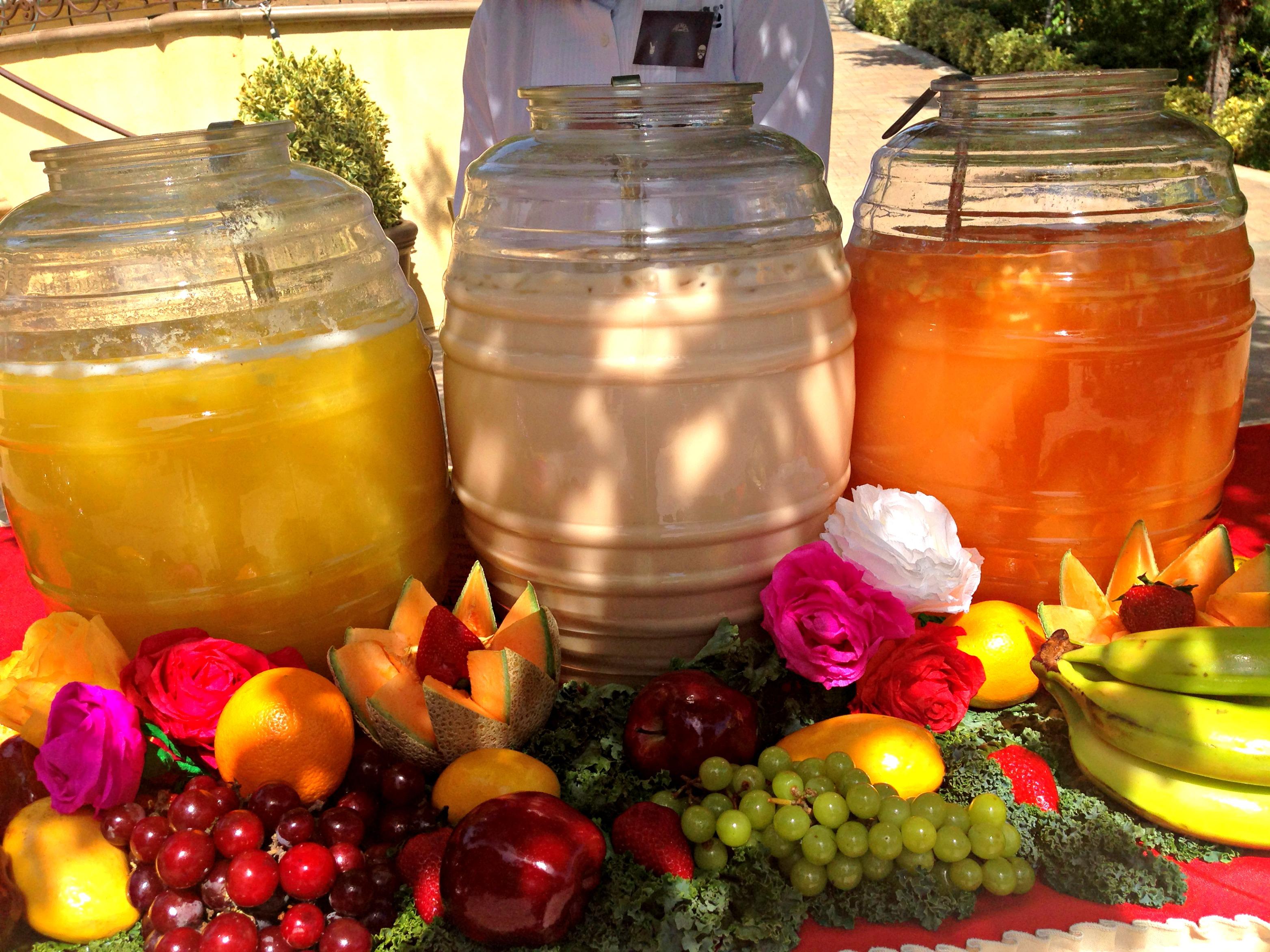 Nuestro festejo real de 5 de mayo mama noticias for Aguas frescas citricas naturales con