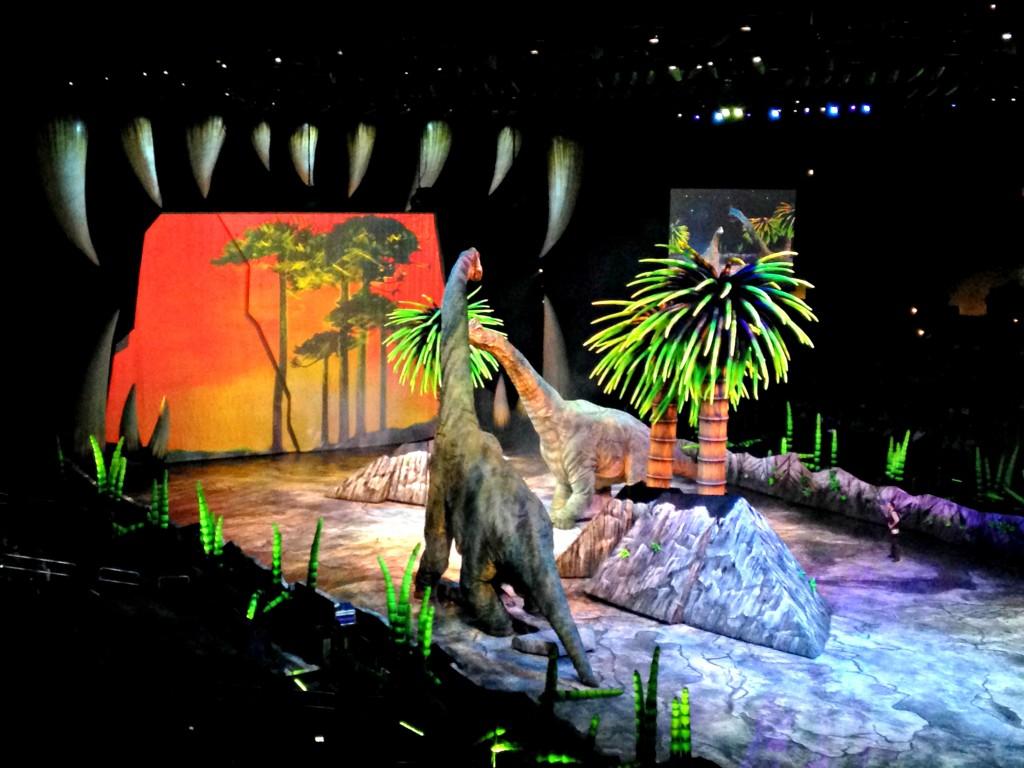 Caminando Con Los Dinosaurios Mam 225 Noticias