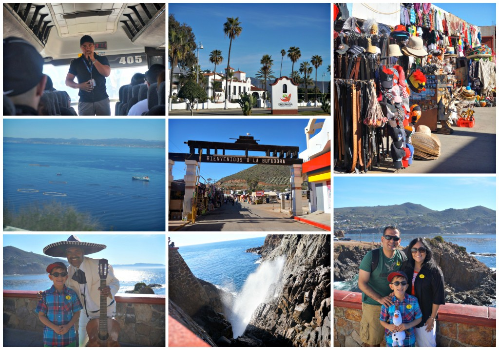 Tour Ensenada