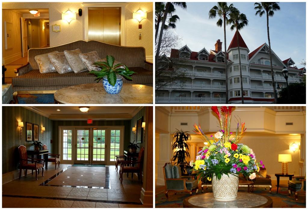 Lujoso hotel estilo victoriano