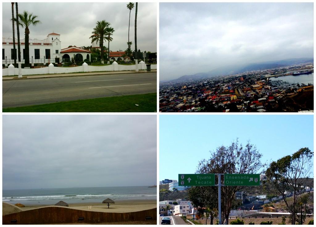 La ciudad de Ensenada