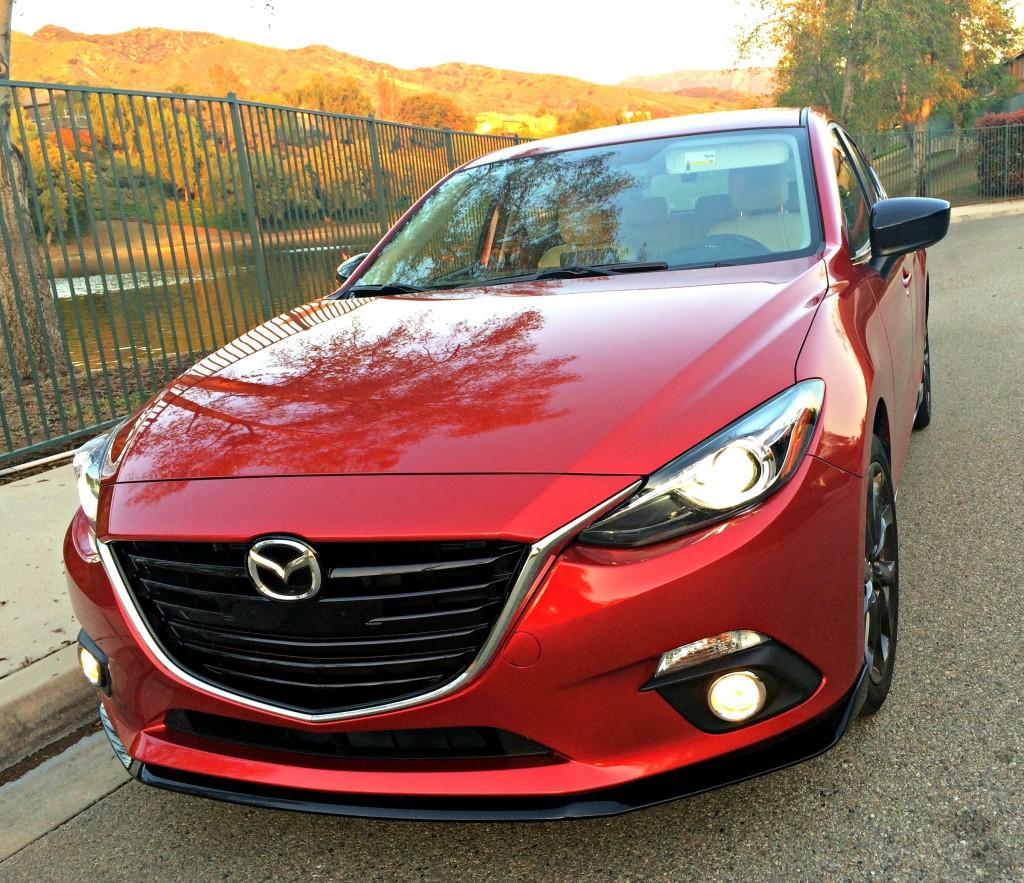 Auto Mazda3 s Grand Touring
