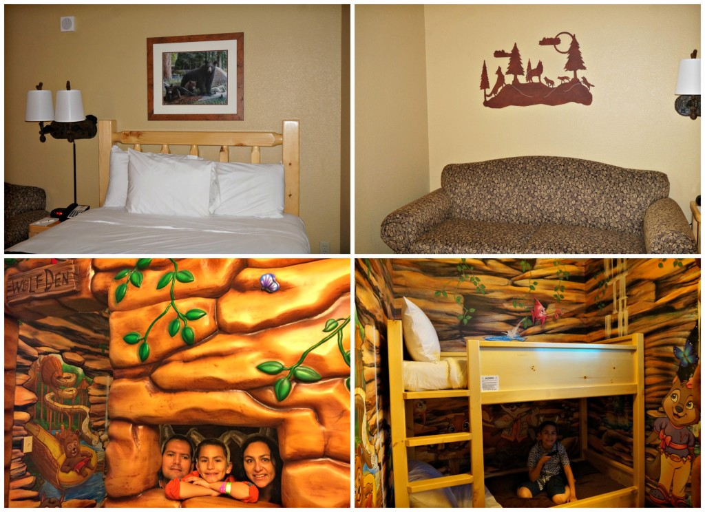 Cuarto Great Wolf Lodge