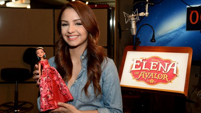 Aimee Carrero Elena doll