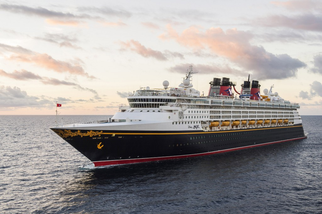 In early 2017, the Disney Magic will sail three-, four- and five-night Bahamian and Caribbean cruises from Miami, followed by four select seven-night Southern Caribbean sailings from San Juan, Puerto Rico. The Disney Magic embodies the Disney Cruise Line tradition of blending the elegant grace of early 20th century transatlantic ocean liners with contemporary design to create a stylish and spectacular cruise ship. (Matt Stroshane, photographer)