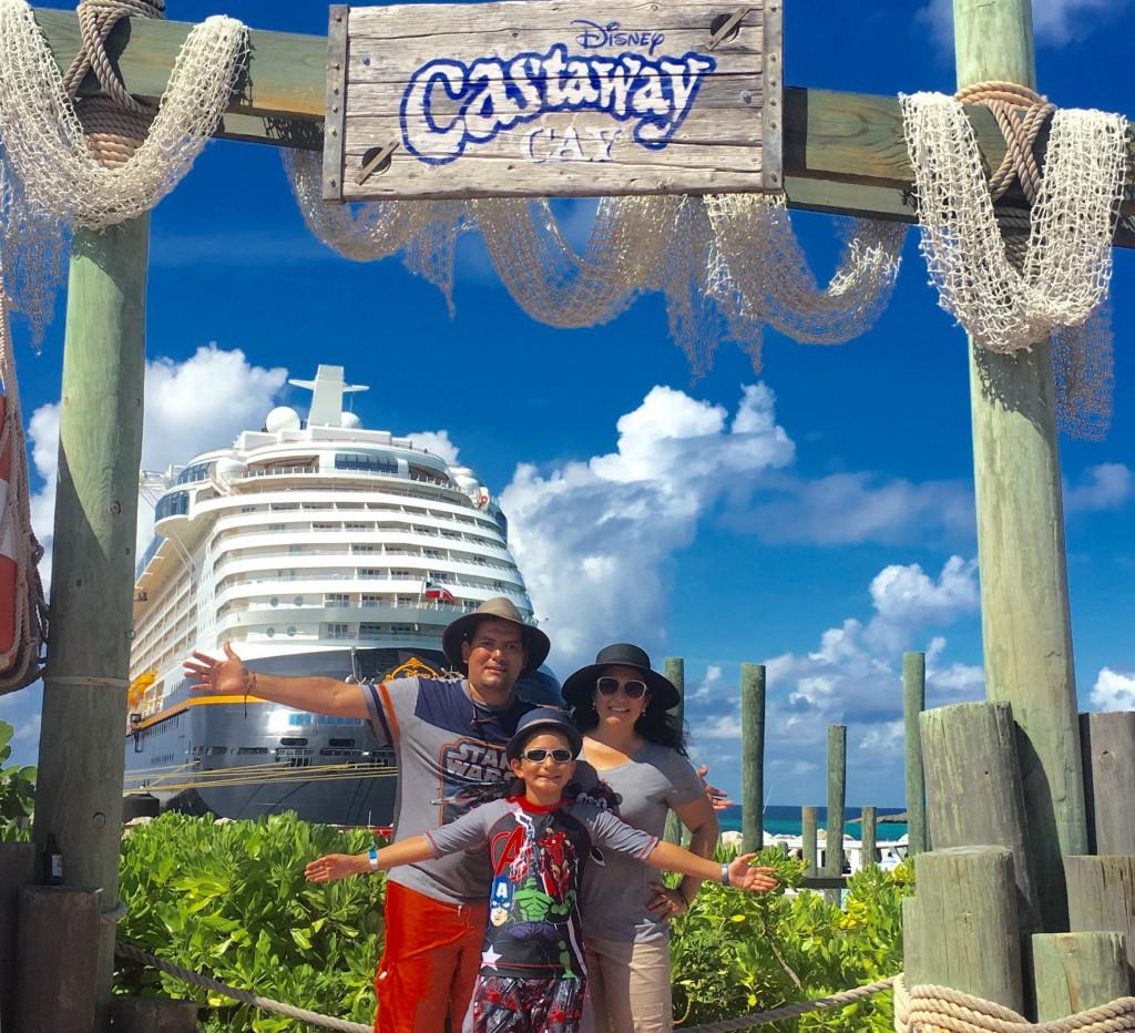 Disney Castwaway Cay
