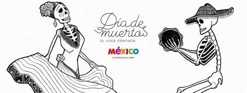 Día de Muertos en México y Estados Unidos