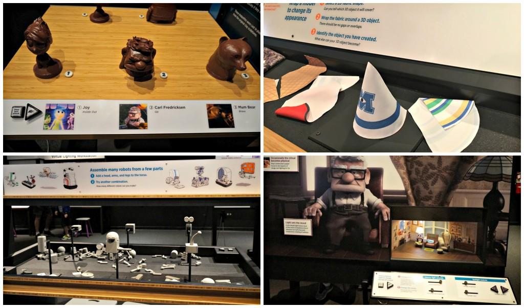 Detalles de Disney Pixar