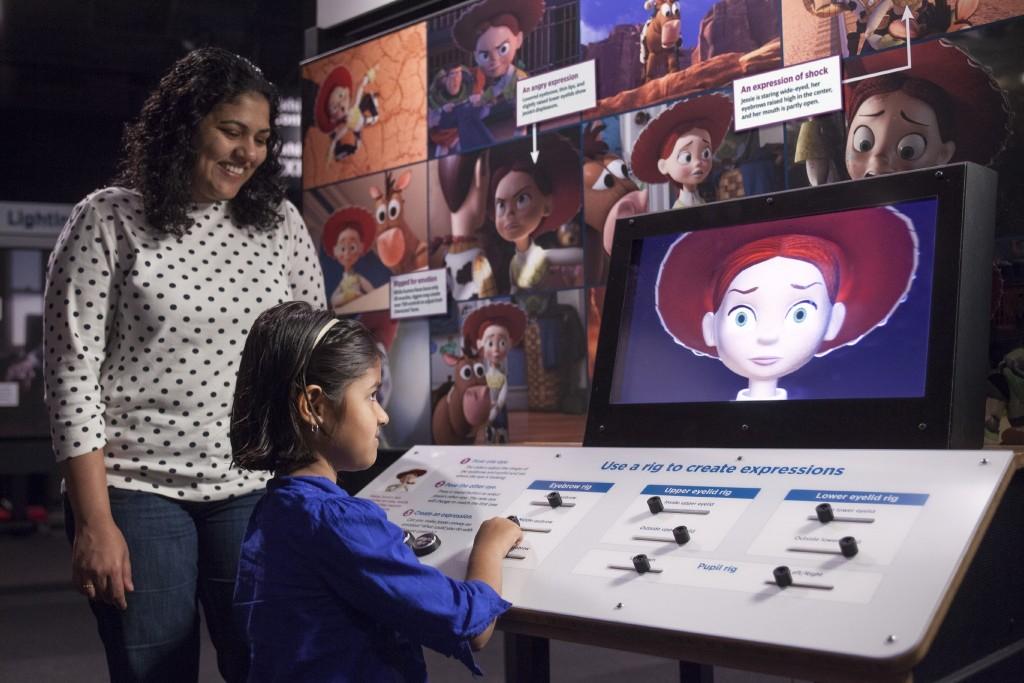 Science Behind Pixar