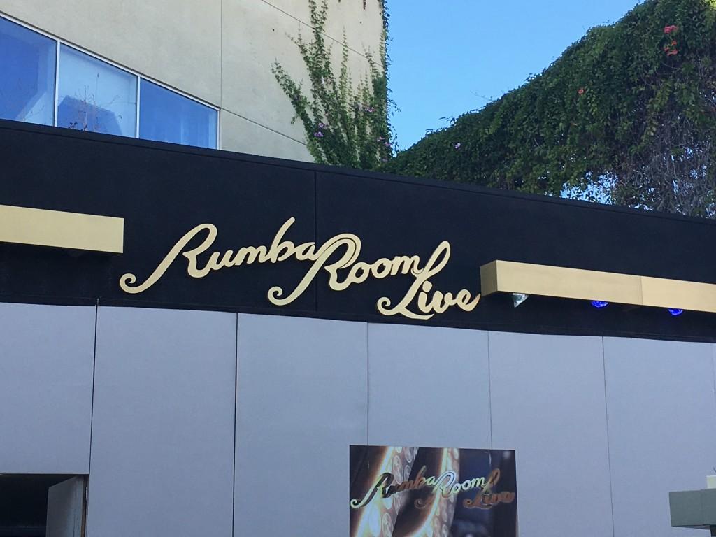 Rumba Room Live