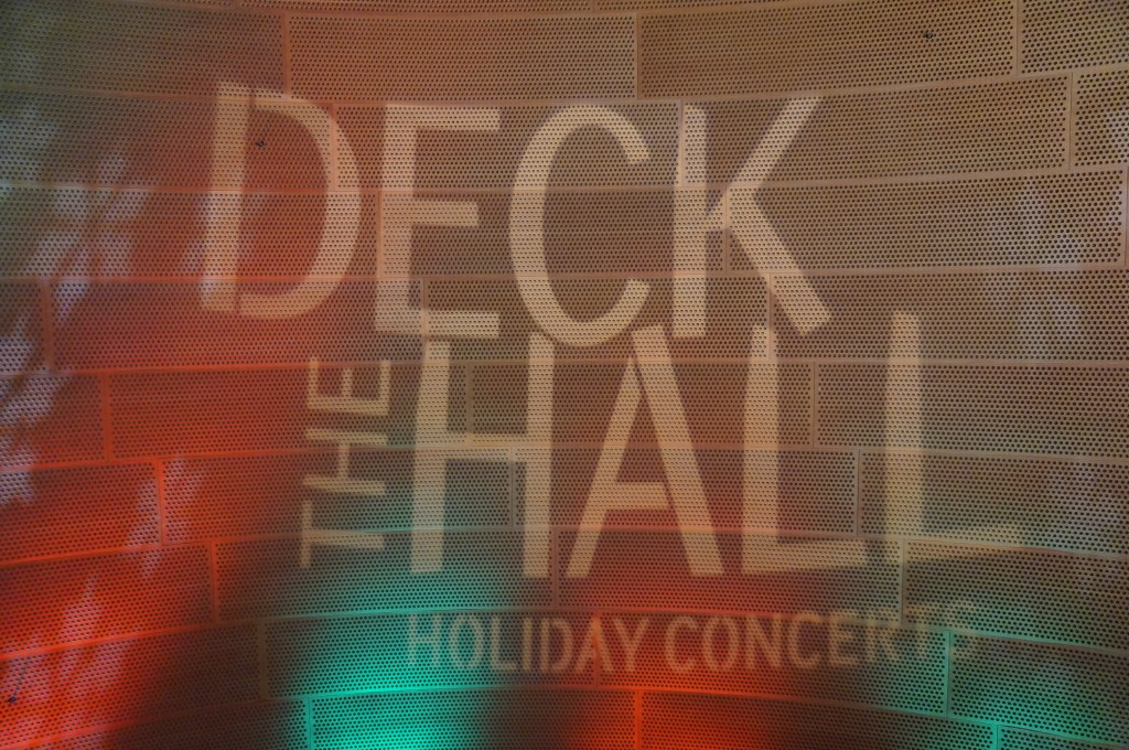 Deck the Hall Holiday Concerts