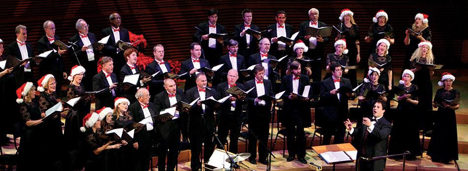 Angeles Chorale/Walt Disney Concert Hall