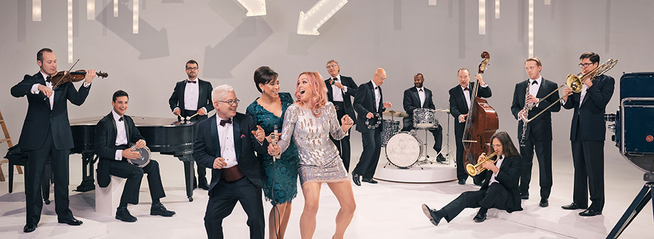 New Year's Eve with Pink Martini/Walt Disney Concert Hall