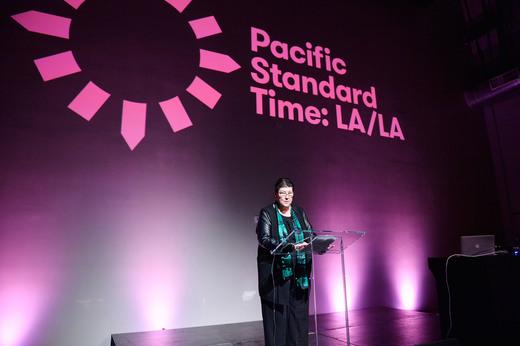 a Pacific Standard Time: LA/LA