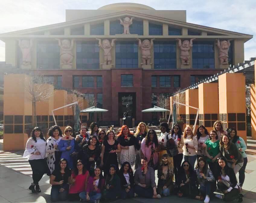 Visita a los Walt Disney Studios en Burbank, California