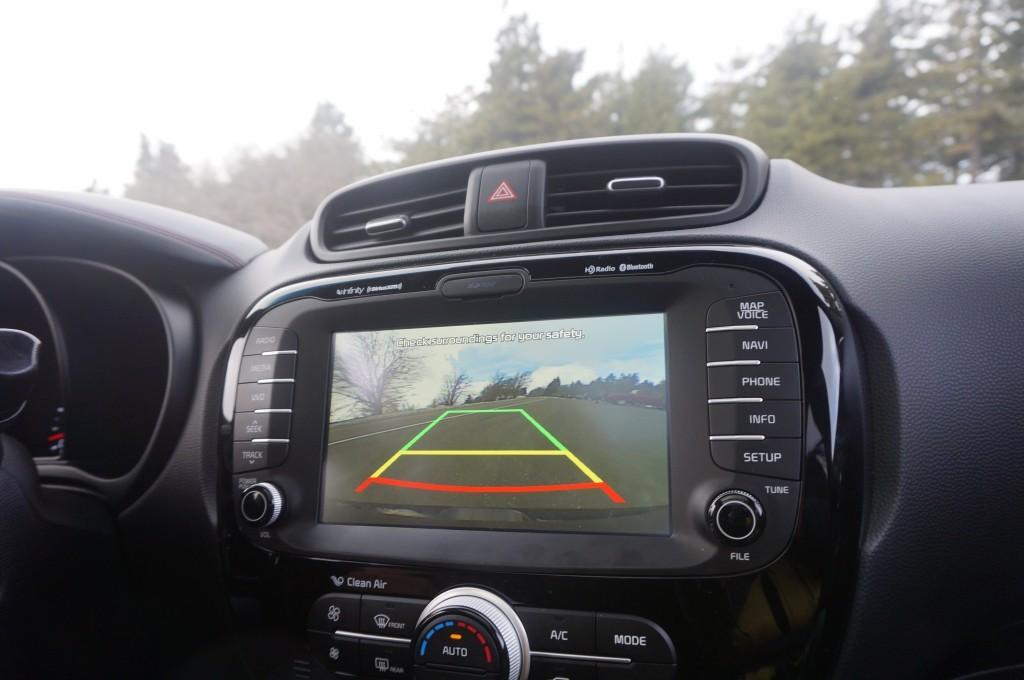 Cuidando la seguridad del auto
