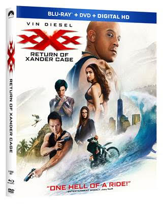 XX: Return of Xander Cage