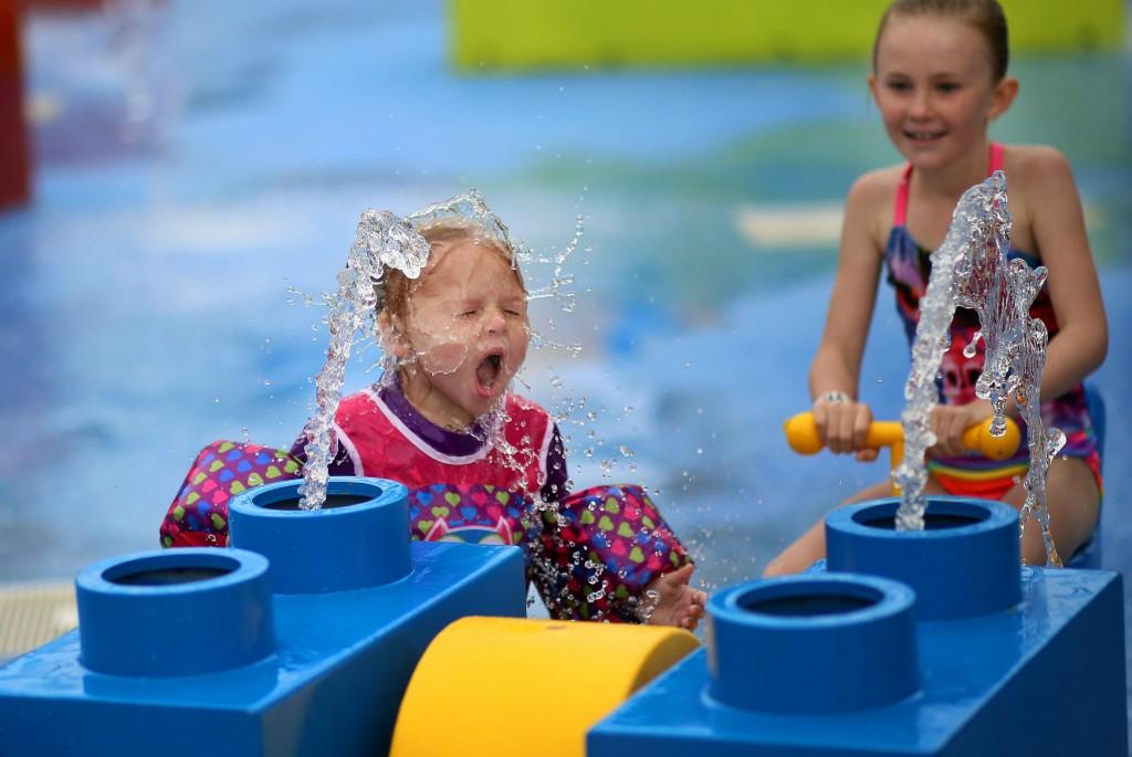 Parque acuatico Legoland California