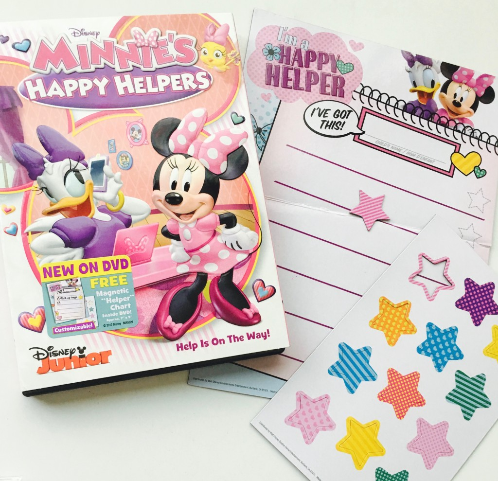 Minnie's Happy Helpers