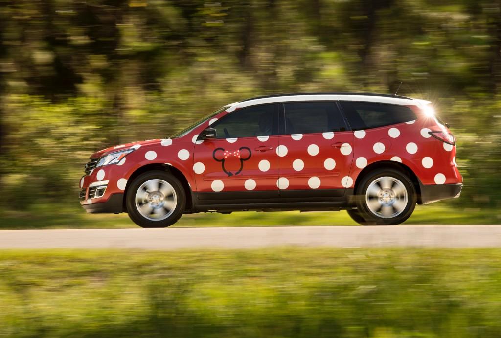 Auto de Minnie