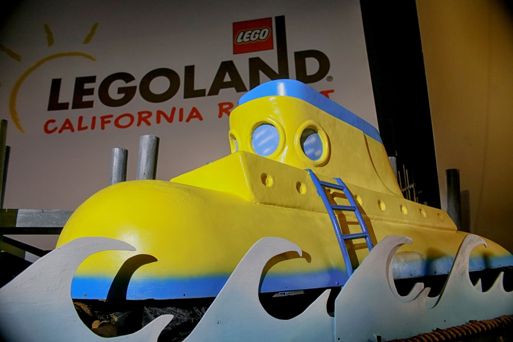 Press Conference at Legoland California.(Photo by Sandy Huffaker/Legoland)