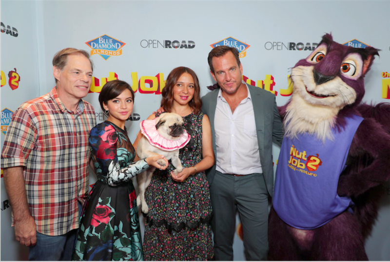Premiere de la cinta The Nut Job 2