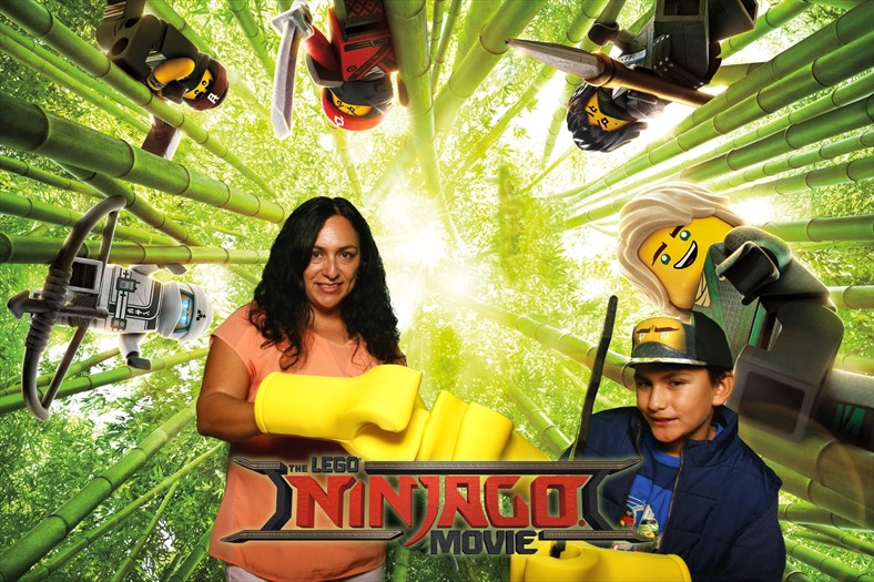 Pelicula The Lego Ninjago Movie