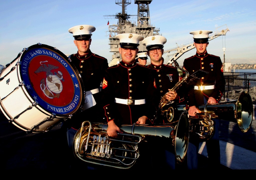 marine-band-courtesy-uss-midway-museum