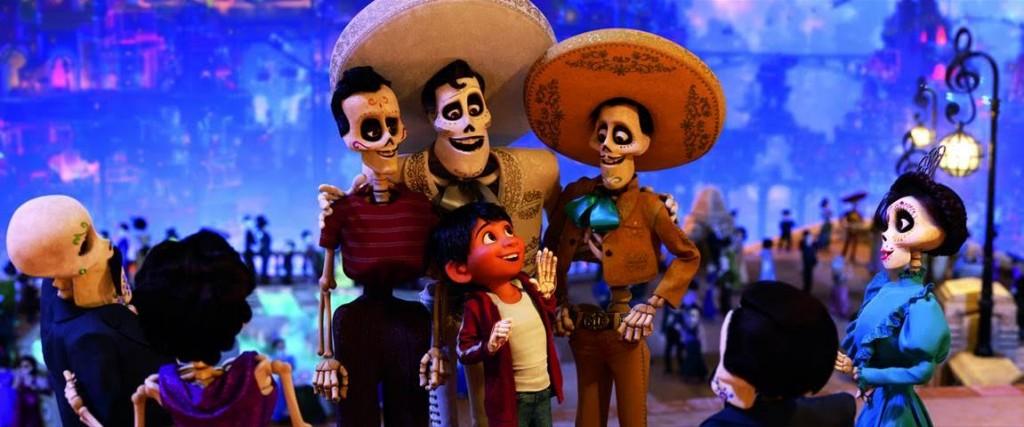 Pixar Coco