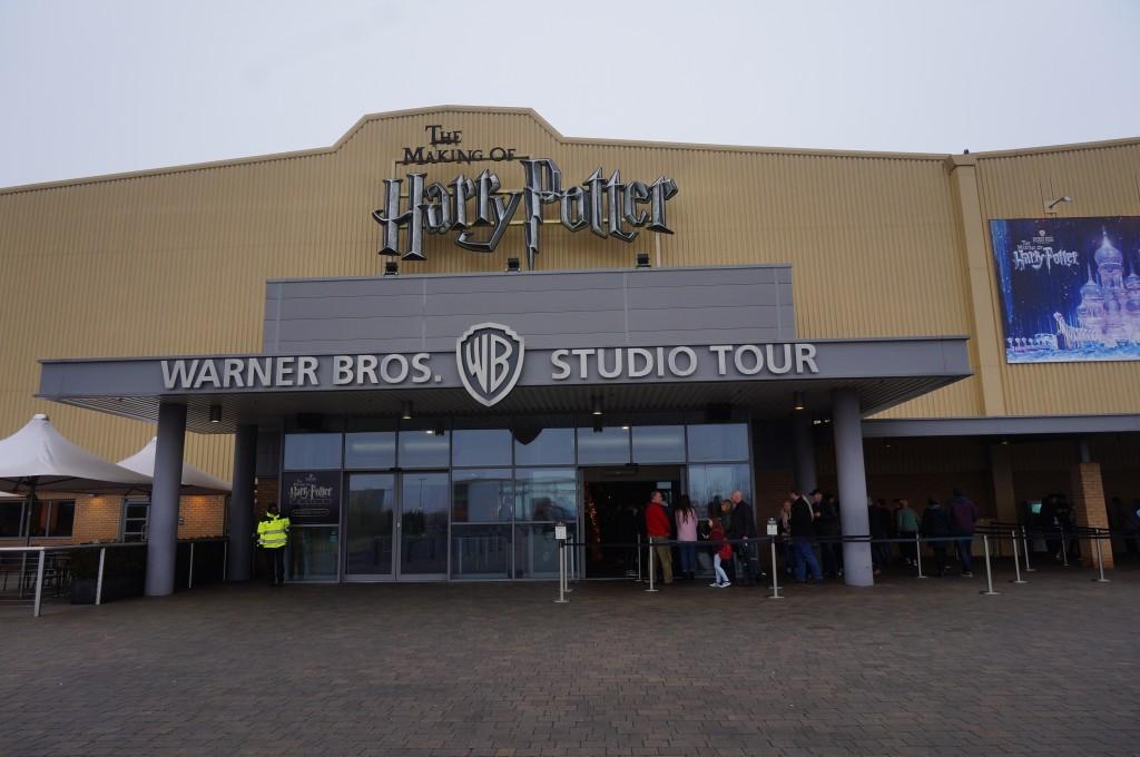 The Making Harry Potter Warner Bros Studio Tour