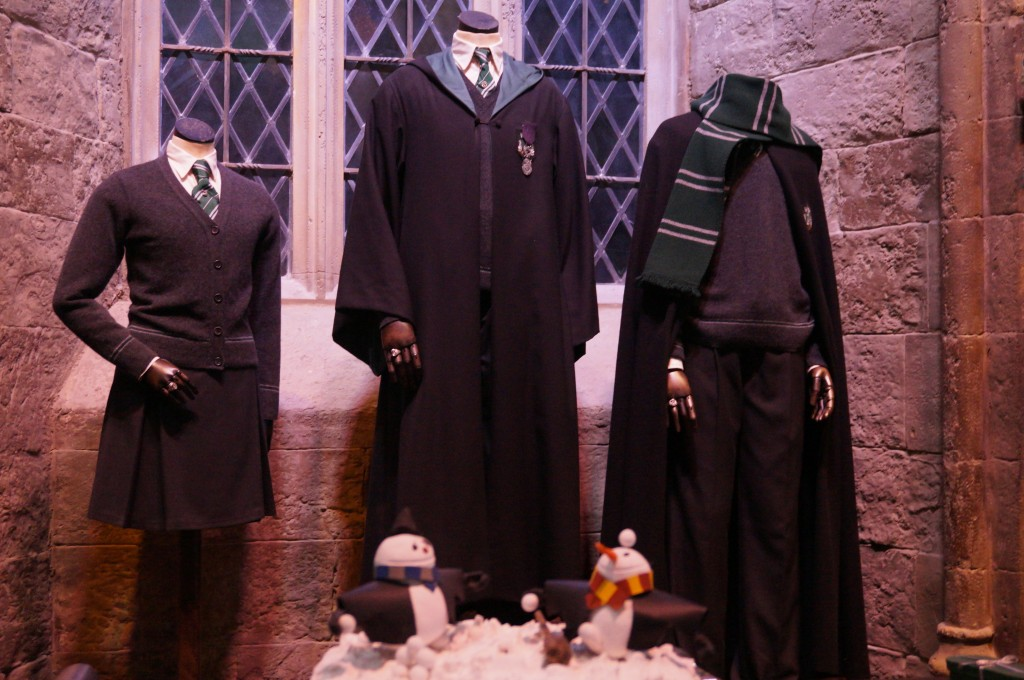 Mágica aventura con Harry Potter