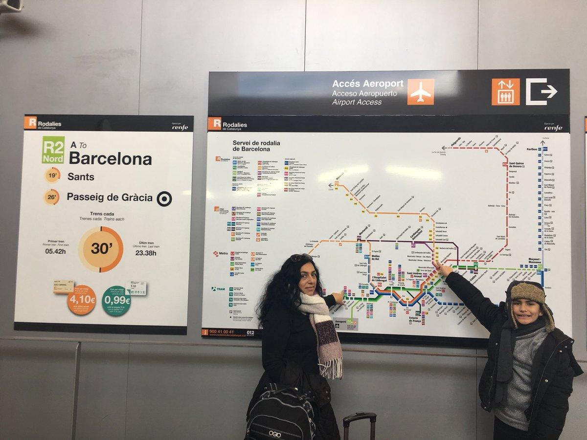 barcelona card 2018