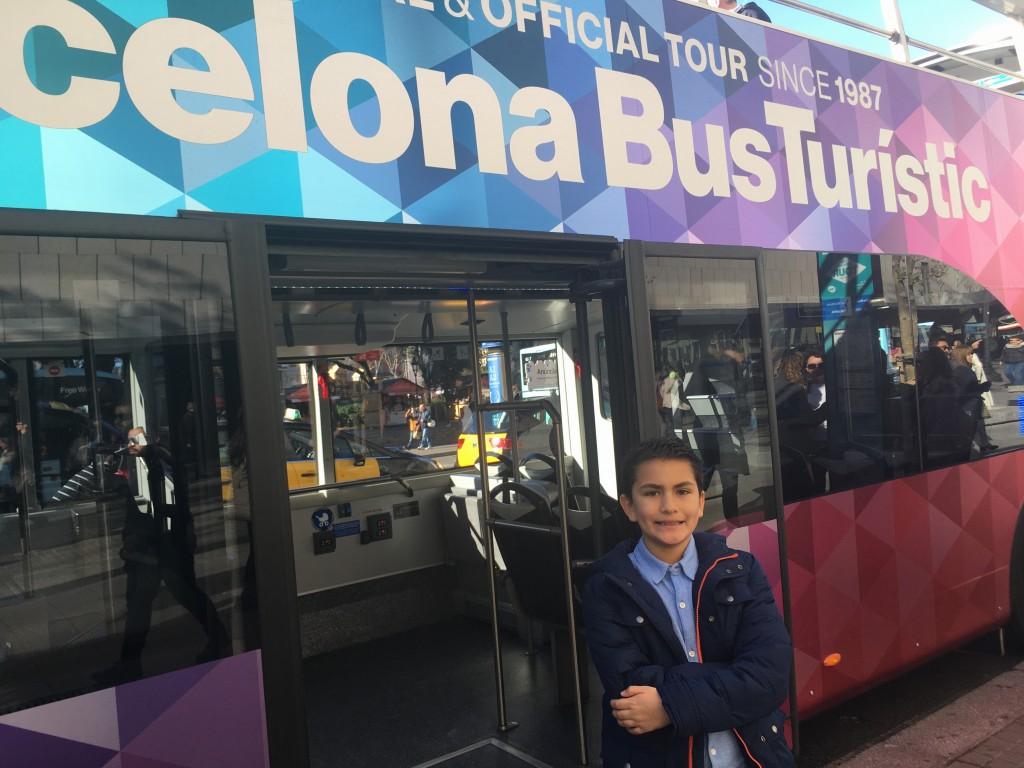 Barcelona BusTuristic