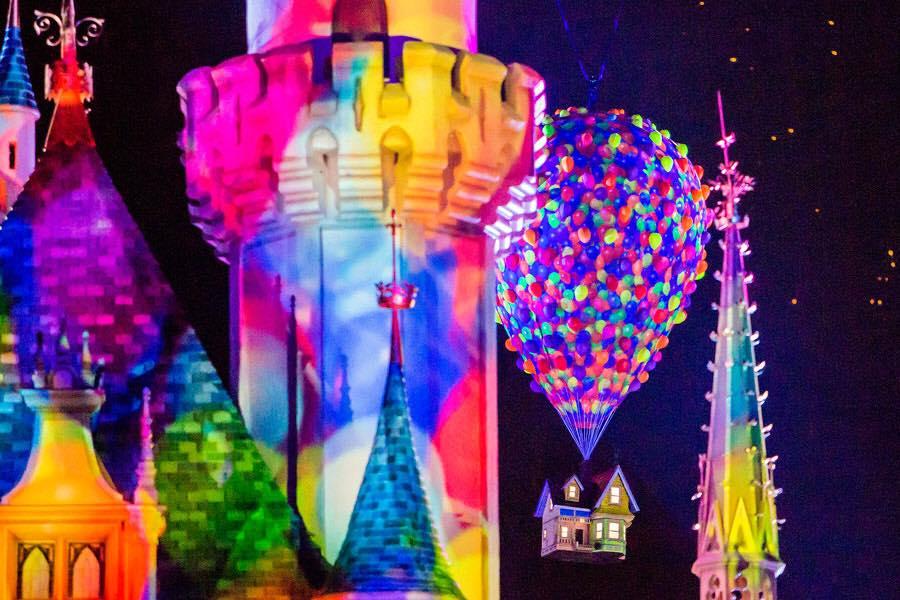 Pixar Fest en Disneyland