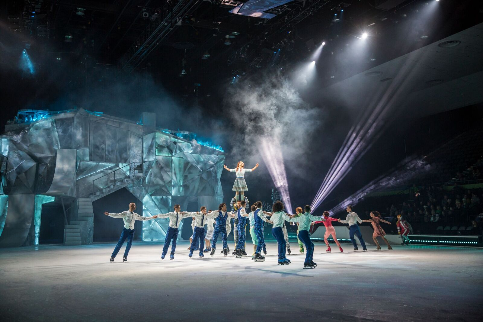 CRYSTAL – A Breakthrough Ice Experience