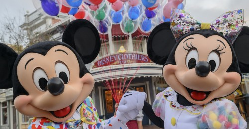 Get Your Ears On -- A Mickey and Minnie Celebration at Disneyland Resort