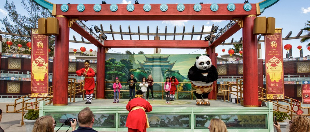 "Universal Studios Hollywood Celebrates Lunar New Year and the ""Year of the Pig"" Starting February 2"