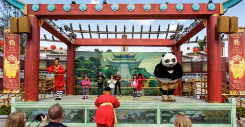 """Universal Studios Hollywood Celebrates Lunar New Year and the """"Year of the Pig"""" Starting February 2"""