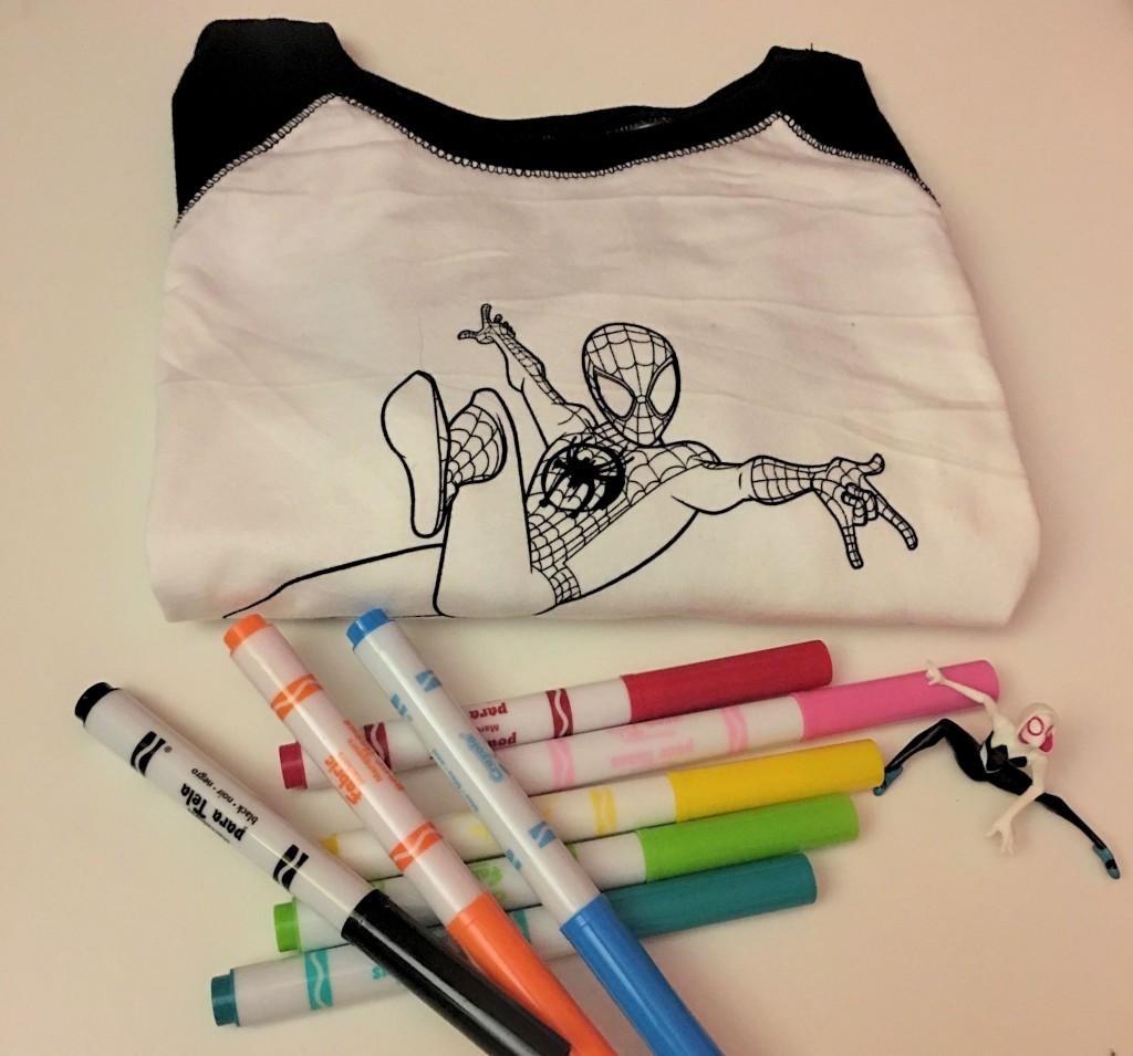 actividad-de-spider-man
