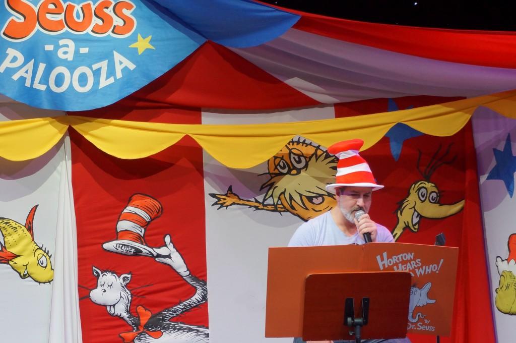 Joey Fatone, en el crucero Carnival Splendor