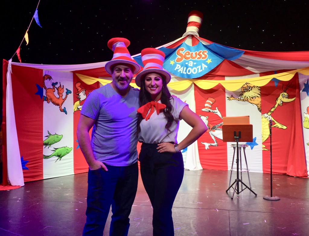 Carnival Cruise Line's Dr. Seuss' 115th Bday Party