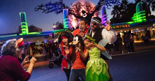 Oogie Boogie Bash – A Disney Halloween Party Debuts at Disney California Adventure Park in 2019