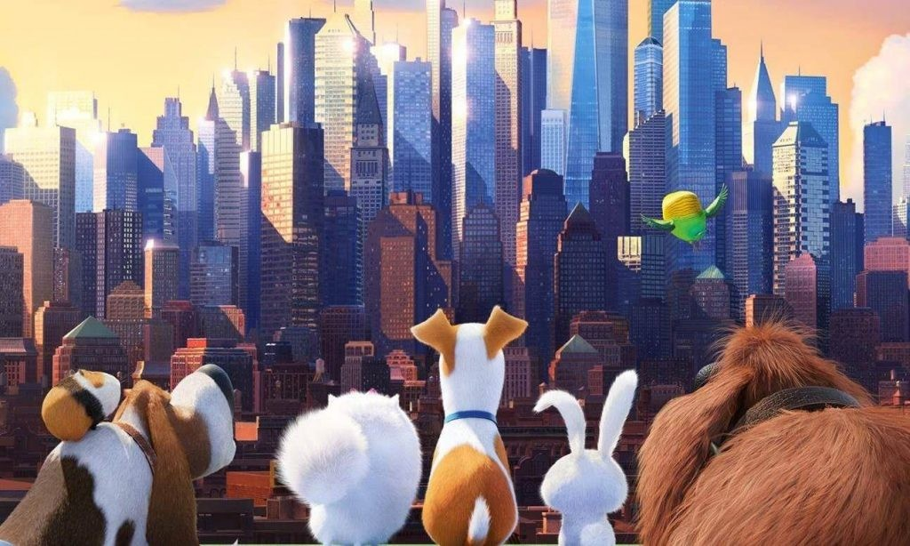 The Secret Life of Pets: Off the Leash!