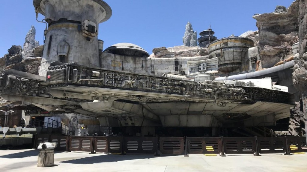 Star Wars:Galaxy's Edge
