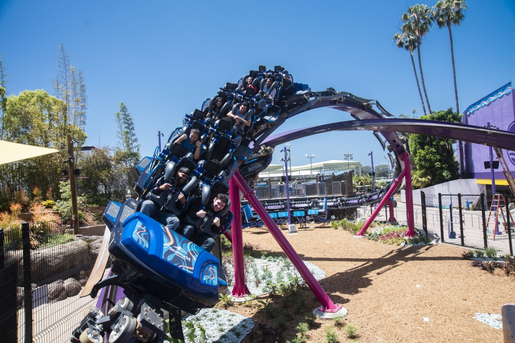 SeaWorld Entertainment Tidal Twister