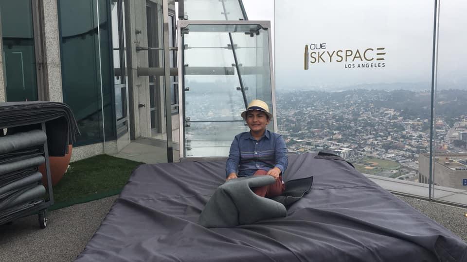 OUE Skyspace LA