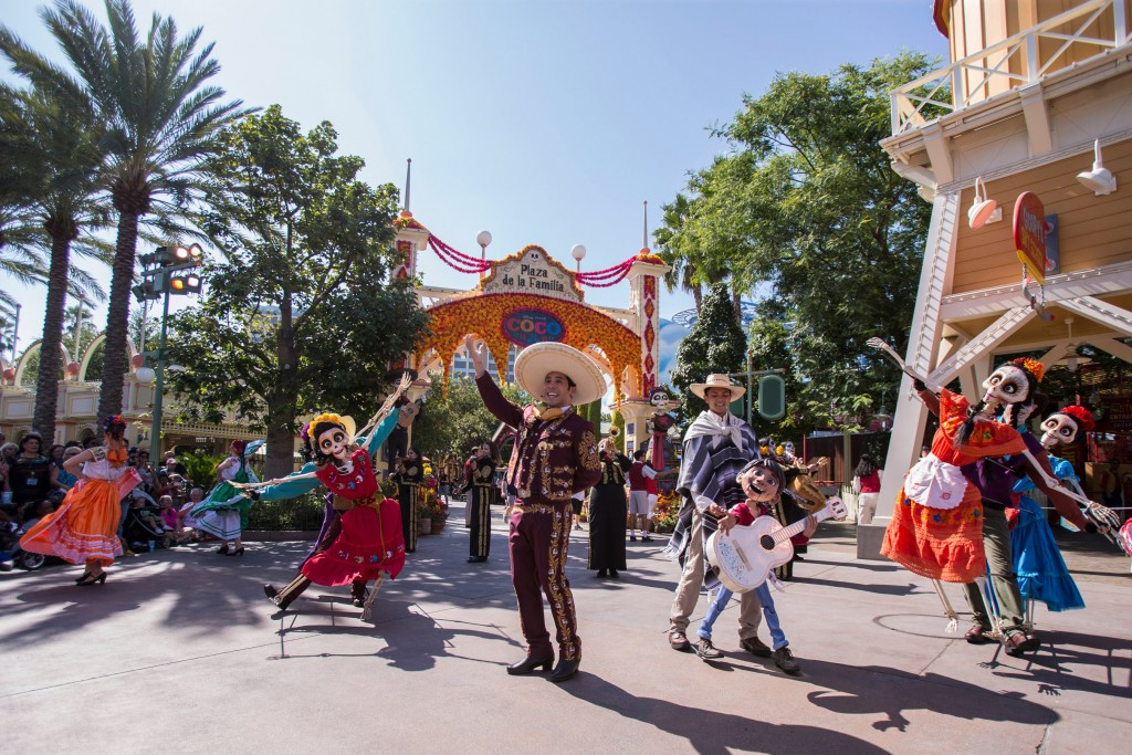 A Musical Celebration of Coco at Disney California Adventure Park